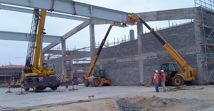 Angola LNG Project (Soyo) - 2010 a 2012