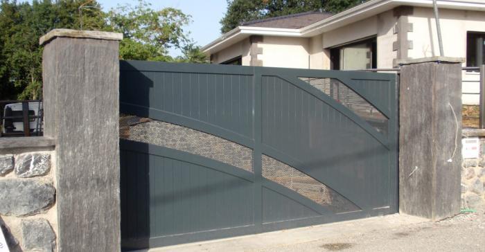 Portões Alumínio