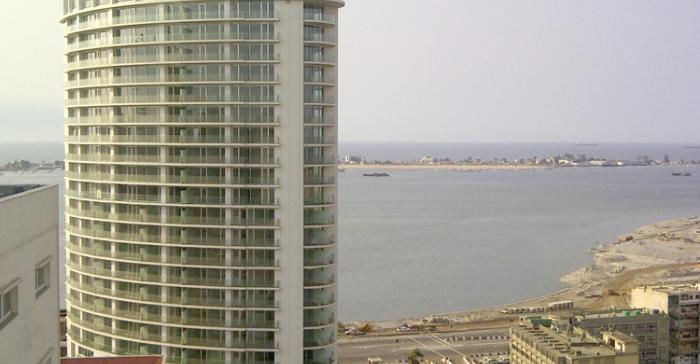 Torre Ambiente (Angola) - 2011 a 2012